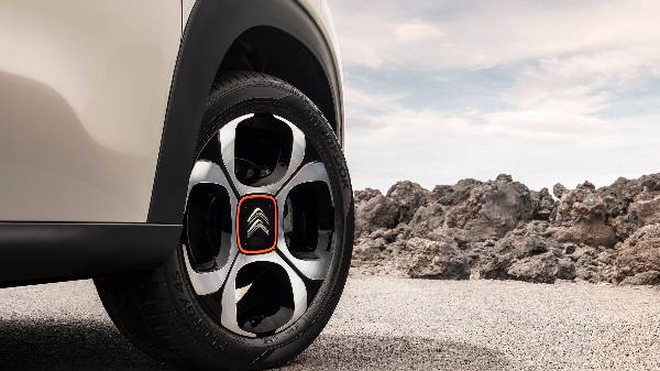 C3 Aircross - Alloy Wheel