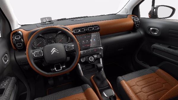 C3 Aircross - Detailed Interior