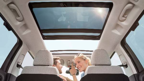 C3 Aircross - Panoramic Sunroof