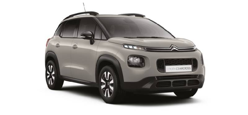 citroen c3 aircross 1 2 puretech feel 5dr from 199 per month. Black Bedroom Furniture Sets. Home Design Ideas