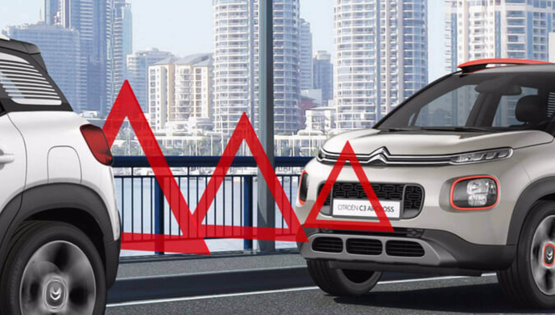 C3 Aircross Active Safety Braking