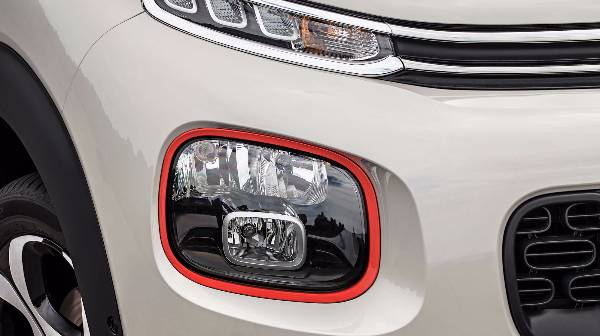 C3 Aircross Drivers Light