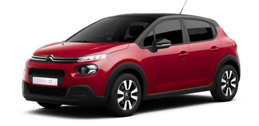 C3 Aircross Red