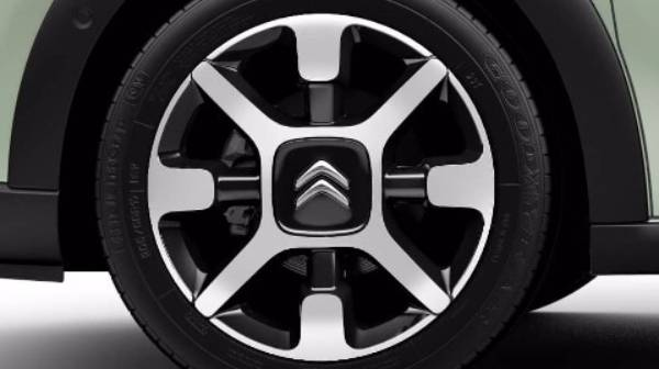 c3 alloy wheels compressed