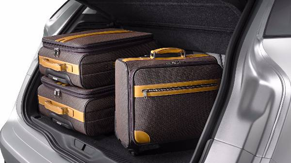 C4 Picasso luggage