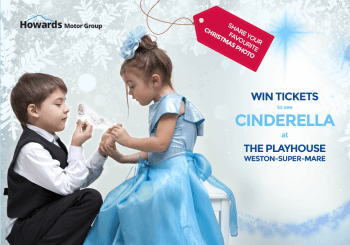 Win Tickets To See Cinderella