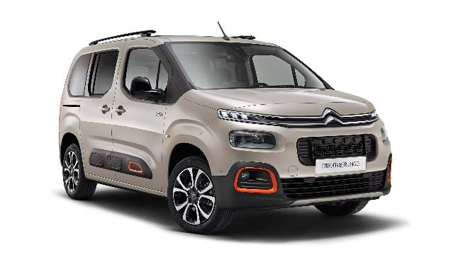 Citroen Berlingo Design