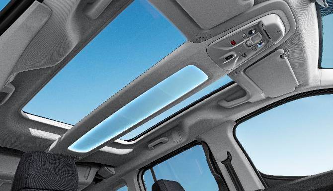 Citroen Berlingo Sunroof