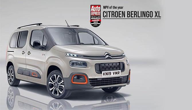 Citroen Berlingo XL Article