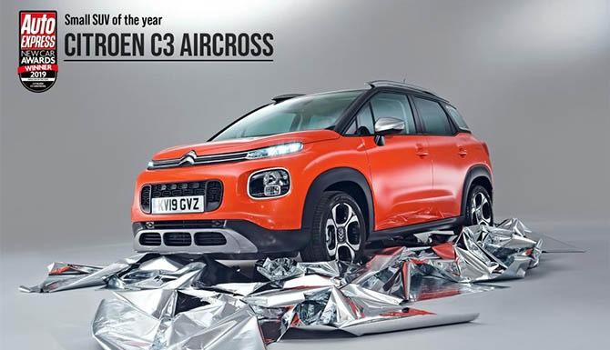 Citroen C3 Aircross Article