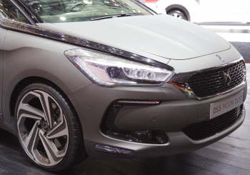 Citroen launches New Premium DS5