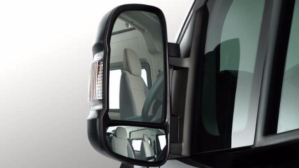 Citroen Relay wing mirror