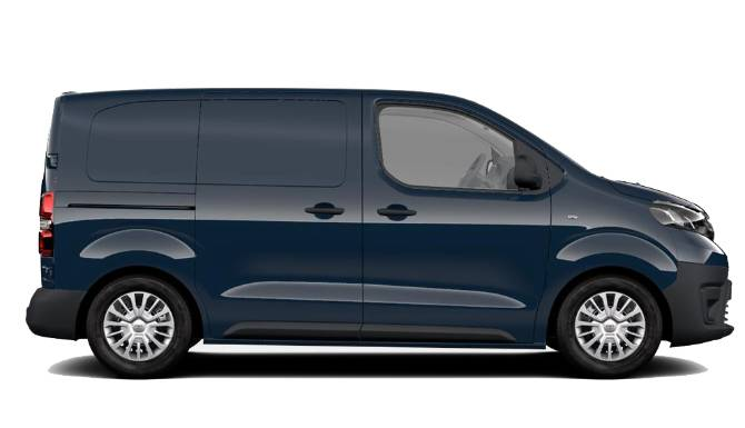 Compact Panel Van Dimensions PROACE