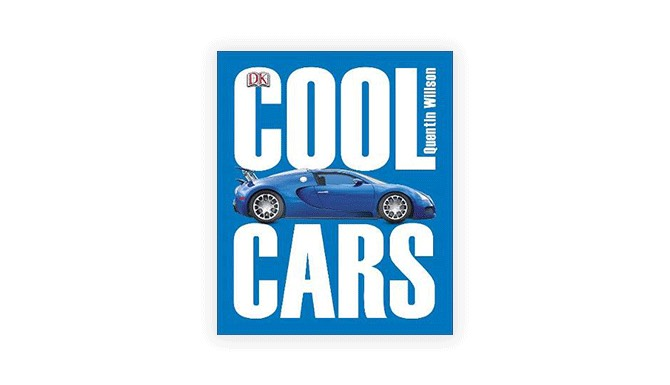 Cool Cars book