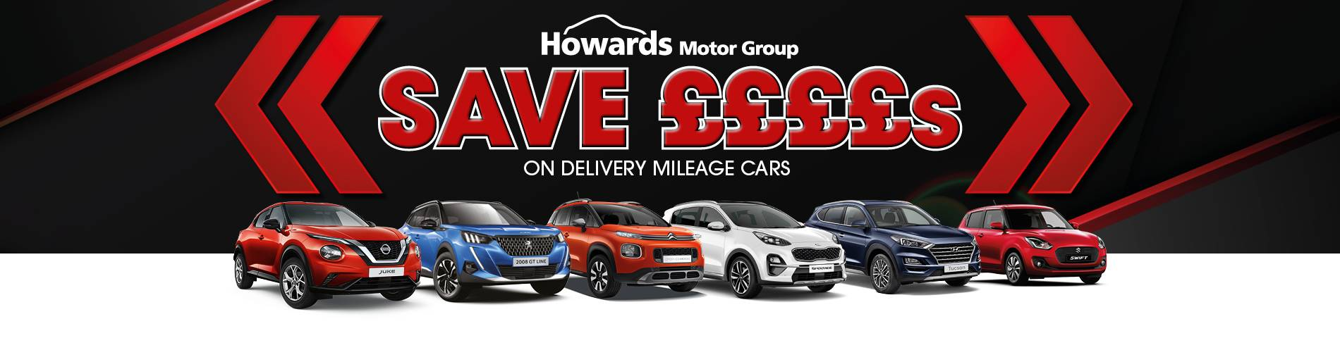 Delivery Mileage Cars