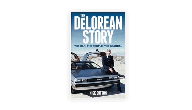 DeLorean Book