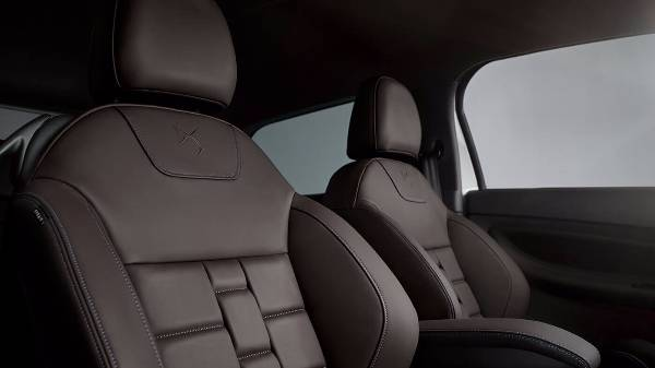 DS3 Cabrio interior seats