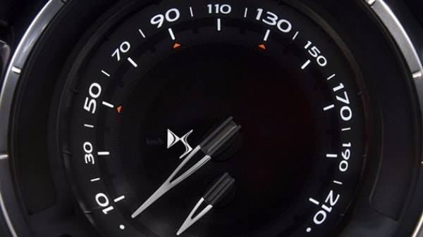 DS3 Cruise Control and Speed Limiter