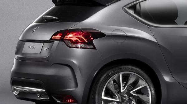 DS4 grey rear