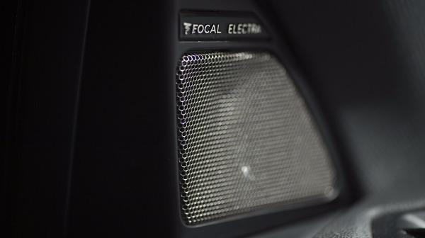 DS7 Crossback Focal Electra Hi-Fi system