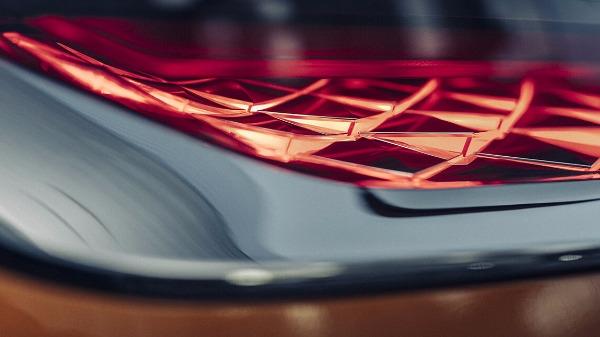 DS7 Crossback rear light