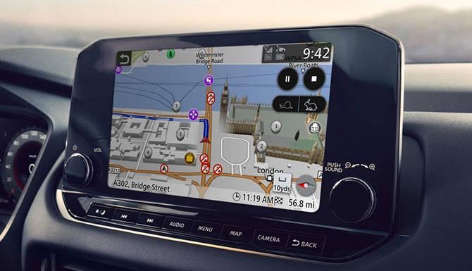 Enhanced Maps Live traffic