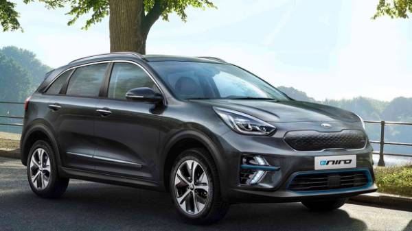 KIA e-NIRO IS VICTORIOUS AT 2019 AUTOCAR AWARDS