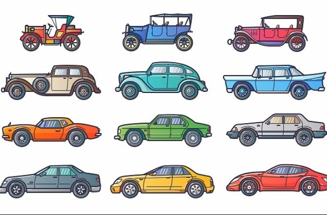 Evolution Of Cars Www Pixshark Com Images Galleries