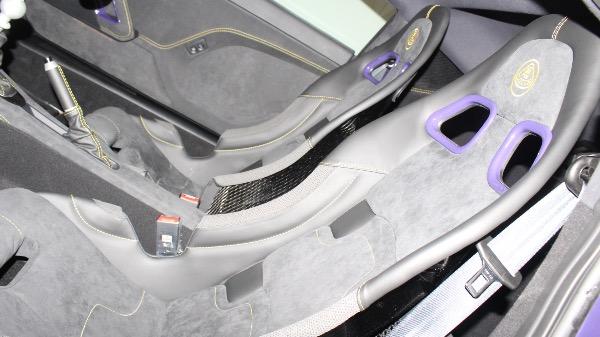 Evora Sport 410 Ultraviolet