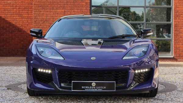 Evora Sport 410 UV Purple