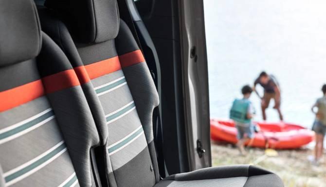 Fold-down seat