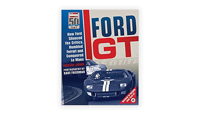 Ford GT Book