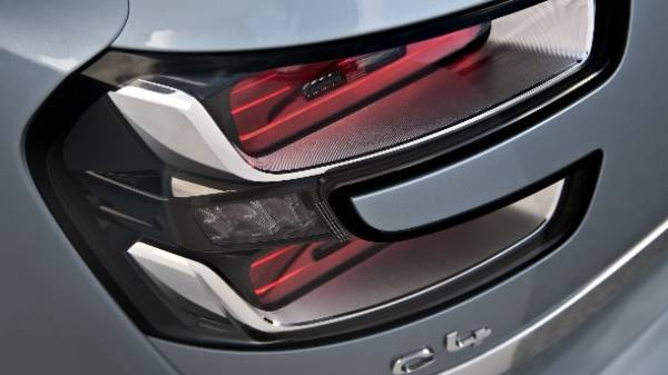 grand c4 picasso rear light