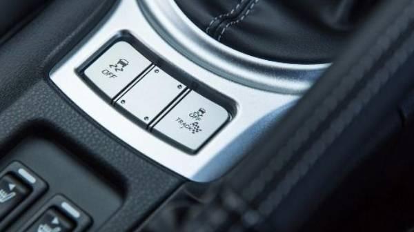 GT86 Button controls