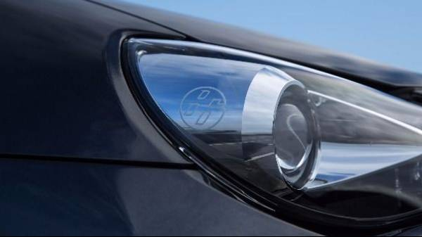 GT86 headlight