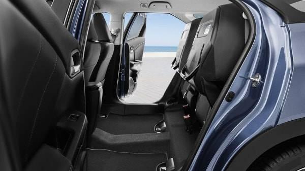 HONDA CIVIC TOURER - FLEXIBLE REAR SEATS.