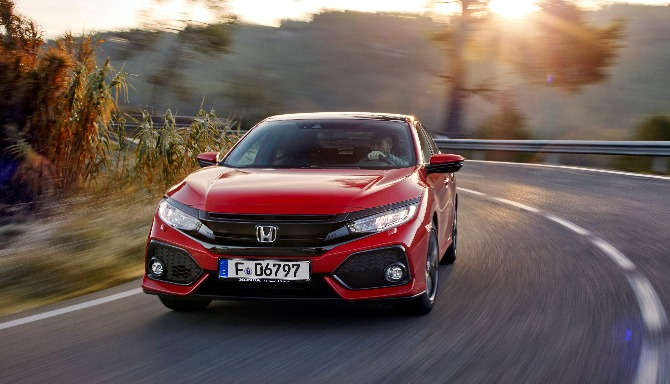 Honda Civic Used car