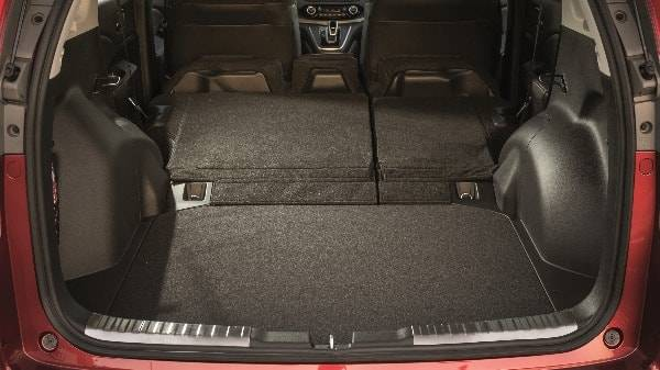 HONDA CR-V - BOOT SPACE WITH SEATS LAID FLAT