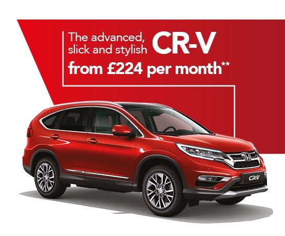 Honda CR-V Business Offer