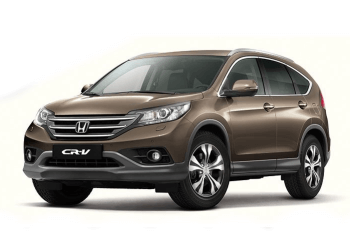 New CR-V Already Has 20 Years' Experience