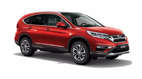 Honda CR-V RHS