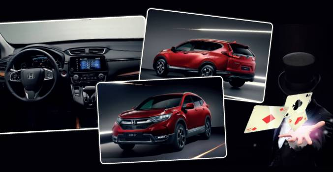 Honda CRV Launch Event
