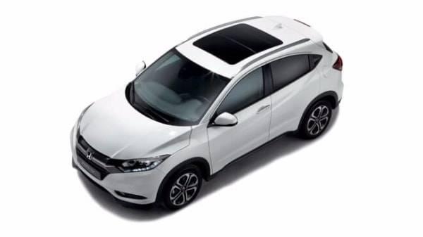Honda HR-V - In White - Pano Roof