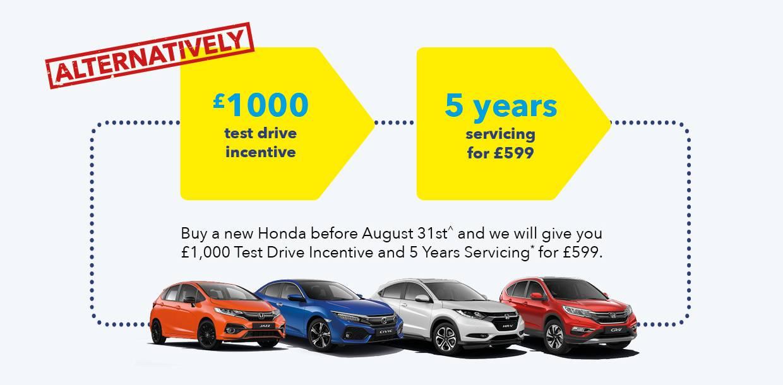 Honda Servicing