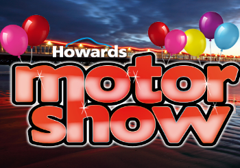Howards Motor Show At The Grand Pier in Weston-super-Mare