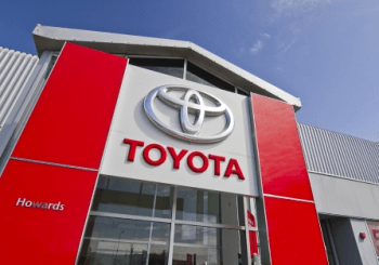 Howards Toyota Weston-super-Mare Dealership To Receive Makeover