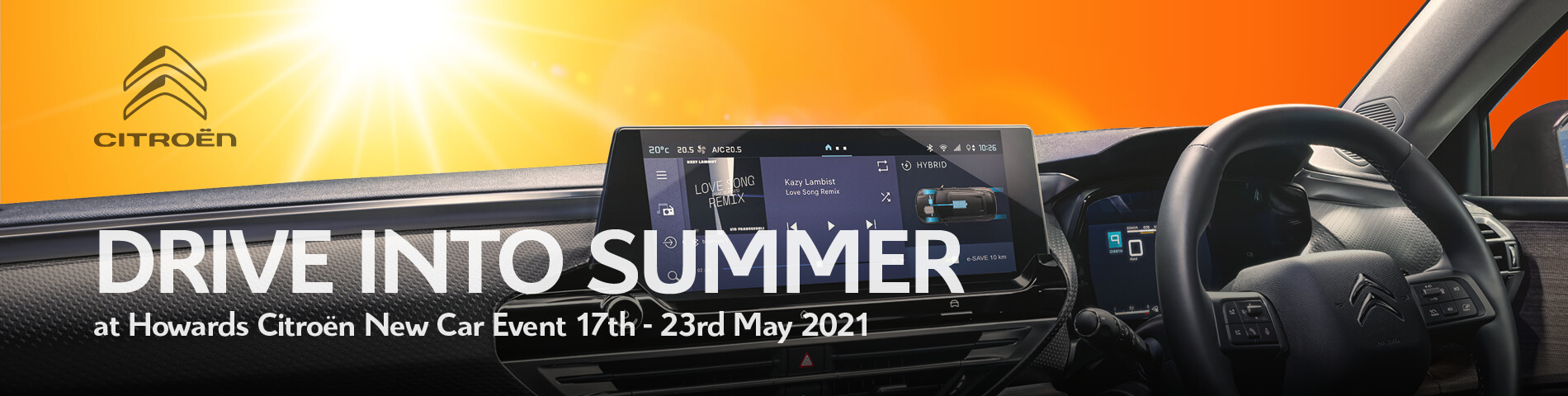 Howards Citroen Drive Into Summer