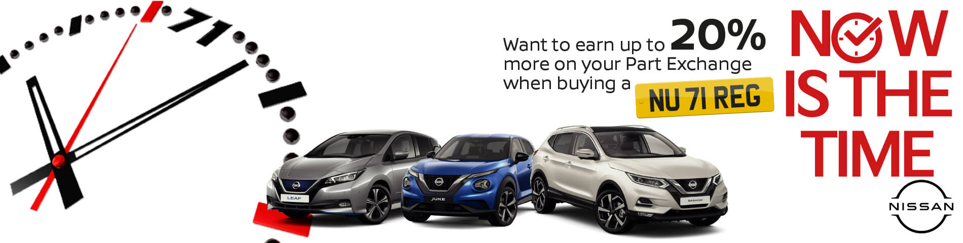 Howards Nissan Now is the Time Event