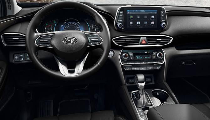 Hyundai-SantaFe-Hybrid-Cabin
