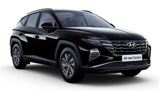 Hyundai All New Tucson Black